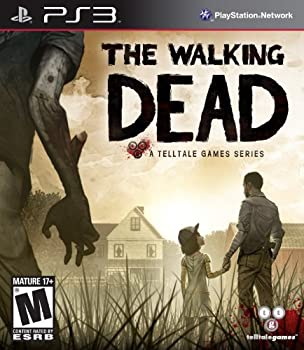 Video Game The Walking Dead - Playstation 3 Book