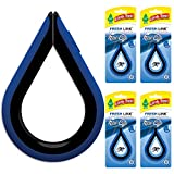 Little TreesCar Air Freshener | Fresh Link Provides a Long-Lasting Scent for Auto or Home | Clips Anywhere...