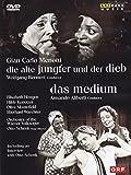 Menotti, Gian Carlo -Die alte Jungfer und der Dieb / Das Medium (NTSC) [Reino Unido] [DVD]