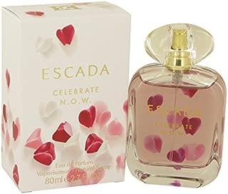 Éscádá Celebrate Now by Éscádá for Women Eau De Párfúm Spray 2.7 oz