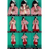 AKB48公式生写真 水曜日のアリス パチンコホールVer.【渡辺麻友】9枚コンプ