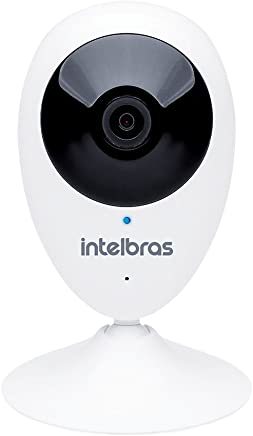 Câmera de Segurança com WiFi HD, Intelbras, IC3, Branca