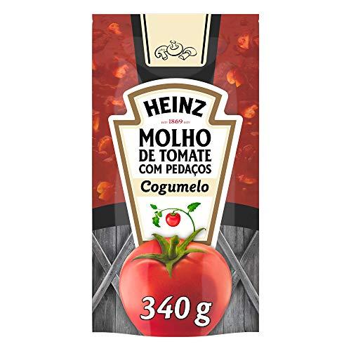 Molho de Tomate Heinz Cogumelo 340g