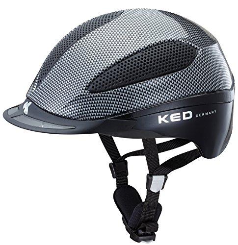 KED Reithelm Paso K-Star Black Reflex L