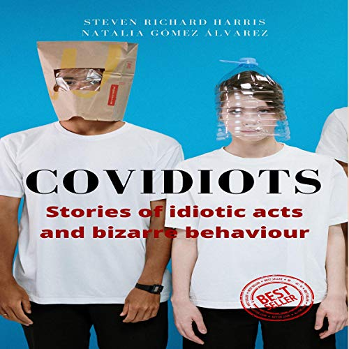 Covidiots  By  cover art