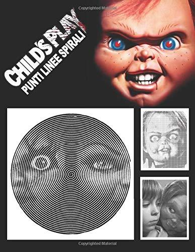 Child's Play Punti Linee Spirali: Libro da Colorare per Adulti