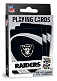MasterPieces NFL Oakland Raiders Playing Cards, 2.5' x 3.5'