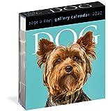 Workman Calendars: 2020 Dog Page-A-Day Gallery Calendar - Workman Publishing