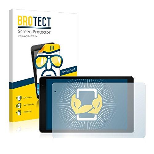 BROTECT Schutzfolie kompatibel mit Vodafone Tab Prime 6 (2 Stück) klare Bildschirmschutz-Folie