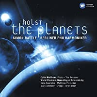 Holst: Planets by SIMON / BP RATTLE (2008-01-13)