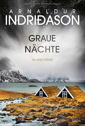 Graue Nächte: Island Krimi (Flovent-Thorson-Krimis, Band 2)