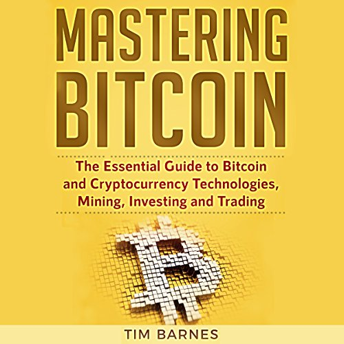 Mastering Bitcoin audiobook cover art