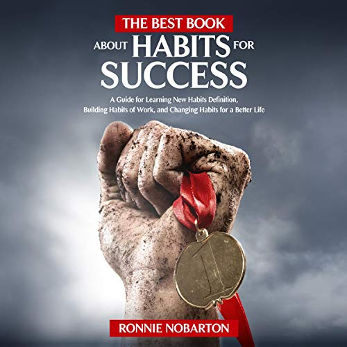 The Best Book About Habits for Success audiobook cover art
