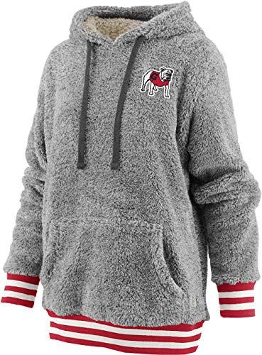 georgia bulldog hoodie for women - 7