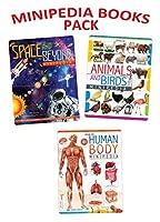 Minipedia Series (A set of 3 Books)