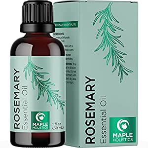 Pure Essential Oils - Rosemary is one of the top essential oils for diffusers for home because aromatherapy essential oils for diffuser and other uses help boost wellness wherever and whenever Essential Oils for Hair - Natural essential oils like ros...