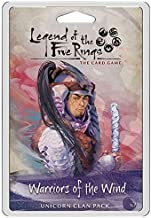 Fantasy Flight Games L5R LCG: Warriors of The Wind Clan Pack, Multicolor