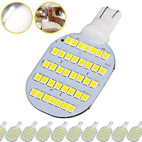GRB Super Bright T10 921 922 912 LED Bulbs for 12V RV