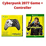 Cyberpunk 2077 - Xbox One Game & Limited Edition Xbox Wireless Controller