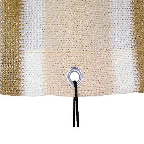 Vele parasole Xiaolin Rete Ombreggiata Protezione Solare Contro Il Sole Tessuto di Protezione UV per Serra da Giardino in Fiore - Dimensioni Personalizzabili