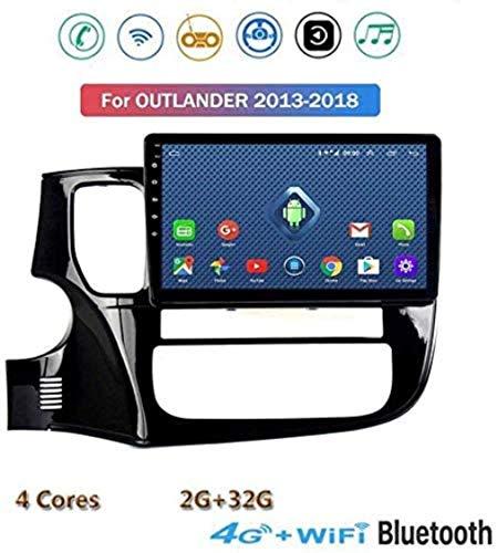 Buy Bargain Art Jian GPS Navigation Sat nav dsp, for Mitsubishi Outlander 2013-2018 Multimedia Player Steering Wheel Control Link Mirror Hands-Free Calls