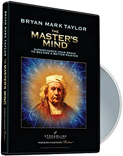 Bryan Mark Taylor – The Master's Mind - An Instructional DVD For Artists [DVD]