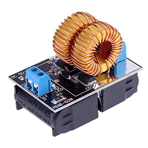 Power Supply Module - TOOGOO(R)5V-12V Low Voltage ZVS Induction Heating Power Supply Module + Heater Coil