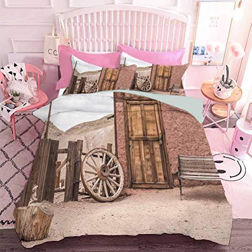 Hiiiman - 3-Fuß-Bettbezug-Set...