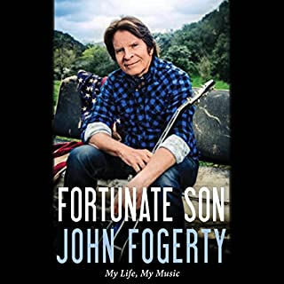Fortunate Son     My Life, My Music              By:                                                                                                                                 John Fogerty                               Narrated by:                                                                                                                                 John Fogerty                      Length: 15 hrs and 38 mins     14 ratings     Overall 4.6