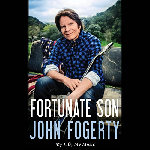 Fortunate Son audiobook cover art