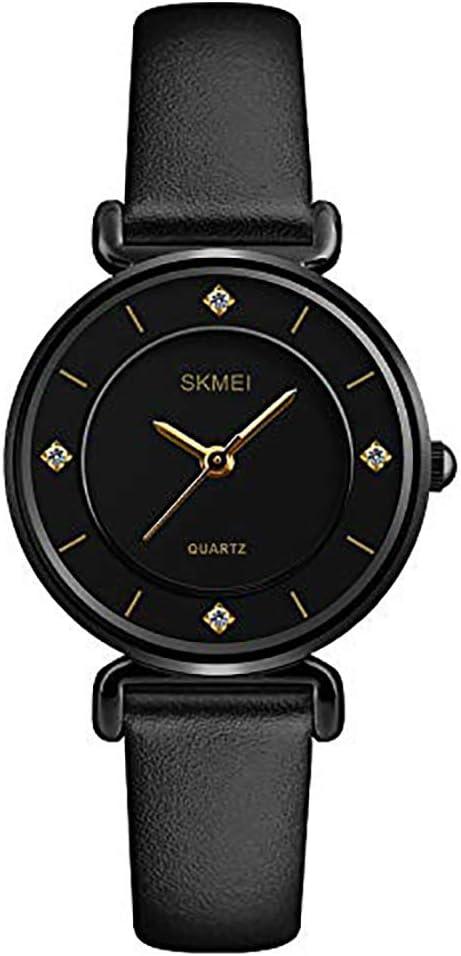 Zhanglie Ladies SEAL limited product Watch Overseas parallel import regular item Simple Wa Waterproof Wrist Leather