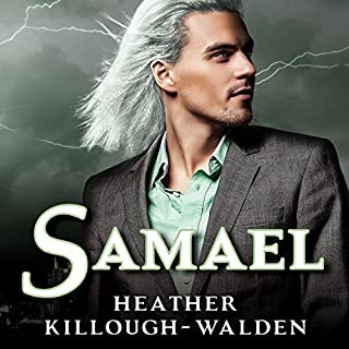 Samael audiobook cover art