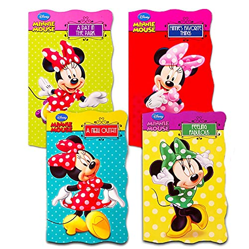 minnie mouse books for a 4 year olds Disney Minnie Mouse