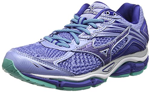 Mizuno Wave Enigma 6 (w), Zapatillas de Running para Mujer, Azul (Brunnera Blue/Mazarine Blue/Turquoise), 43 EU