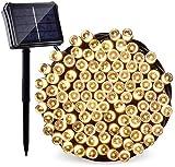 Actualizar Luces de Cadena con energía Solar 32 Metros 300 LED Luces de Hadas...