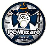 PC Wizard - Easily Partition, Format, Clone or Backup any Size Internal or External Hard Drive Disc