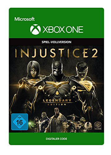 Injustice 2: Legendary Edition | Xbox One - Download Code