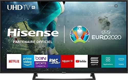 TELEVISOR 65B7300 65' LED 4K UHD VIDAA U SMODO HOWIFI HDMI USB Media HISENSE