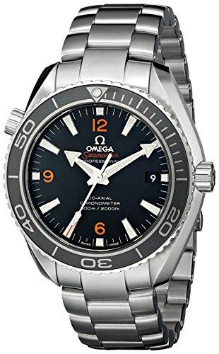 Omega Seamaster Planet Ocean 600M - Reloj (Reloj de Pulsera, Masculino, Acero, Acero Inoxidable, Acero, Acero Inoxidable)