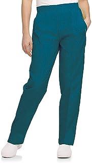 Landau womens Comfortable 2-pocket Classic Fit Medical Scrub Pant Uniform