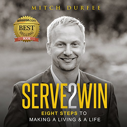 Serve 2 Win audiobook cover art