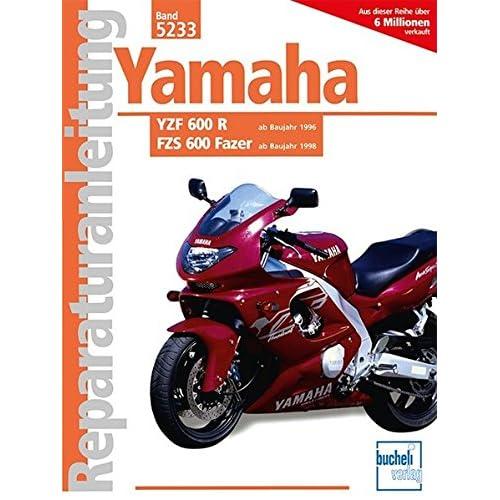 Fz 1 Fazer Ab Modelljahr 2006 Bucheli Neu! Anleitungen & Handbücher Reparaturanleitung Yamaha Fz 1