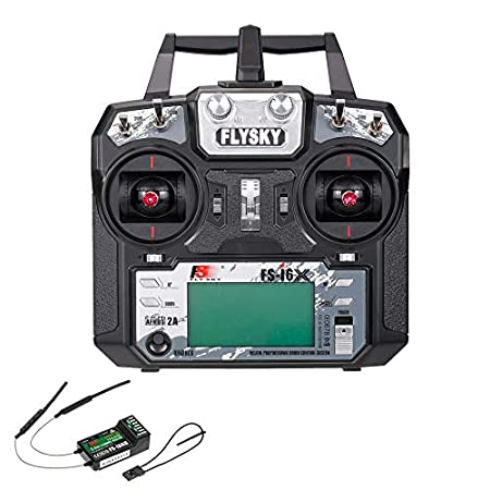 Flysky FS-i6X 6-10CH RC Transmitter