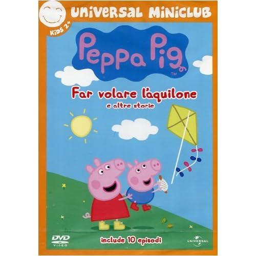 Peppa Pig - Far Volare L'Aquilon