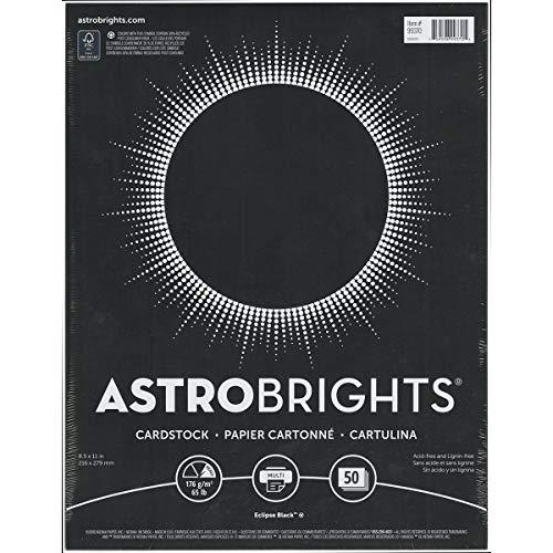 NEW! Neenah Astrobrights Cardstock 8.5