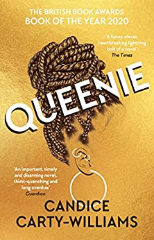 Queenie: British Book Awards Book of the Year (English Edition) de [Candice Carty-Williams]