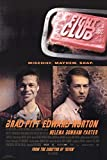 The Poster Corp Fight Club - Movie Art Laminiertes Plakat