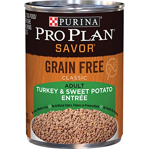 Purina Pro Plan SAVOR Grain-Free Classic Entree Adult Wet Dog Food