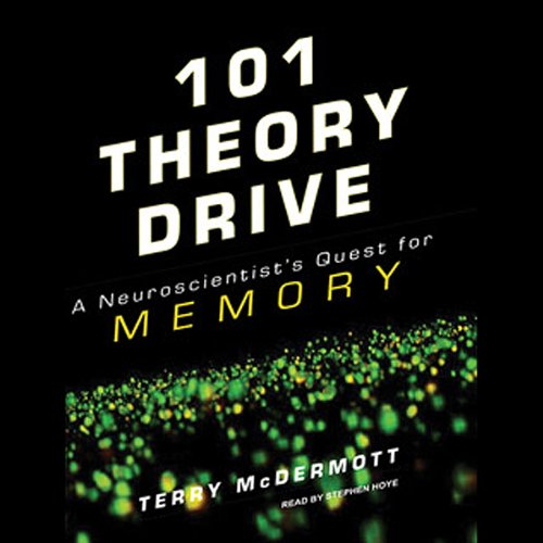 101 Theory Drive audiobook cover art