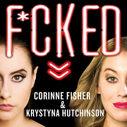 F--ked audiobook cover art